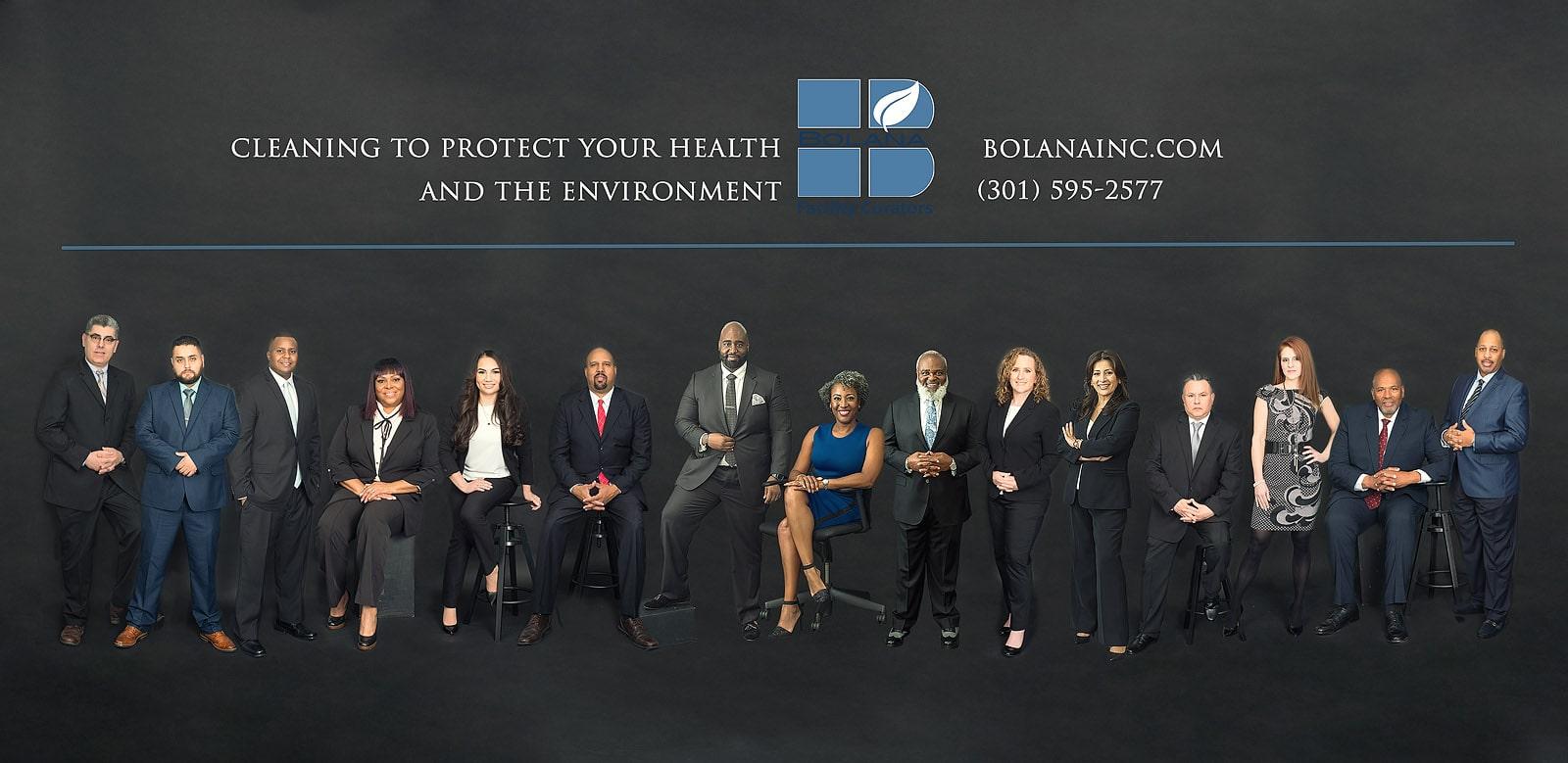 Corporate Team Portraits