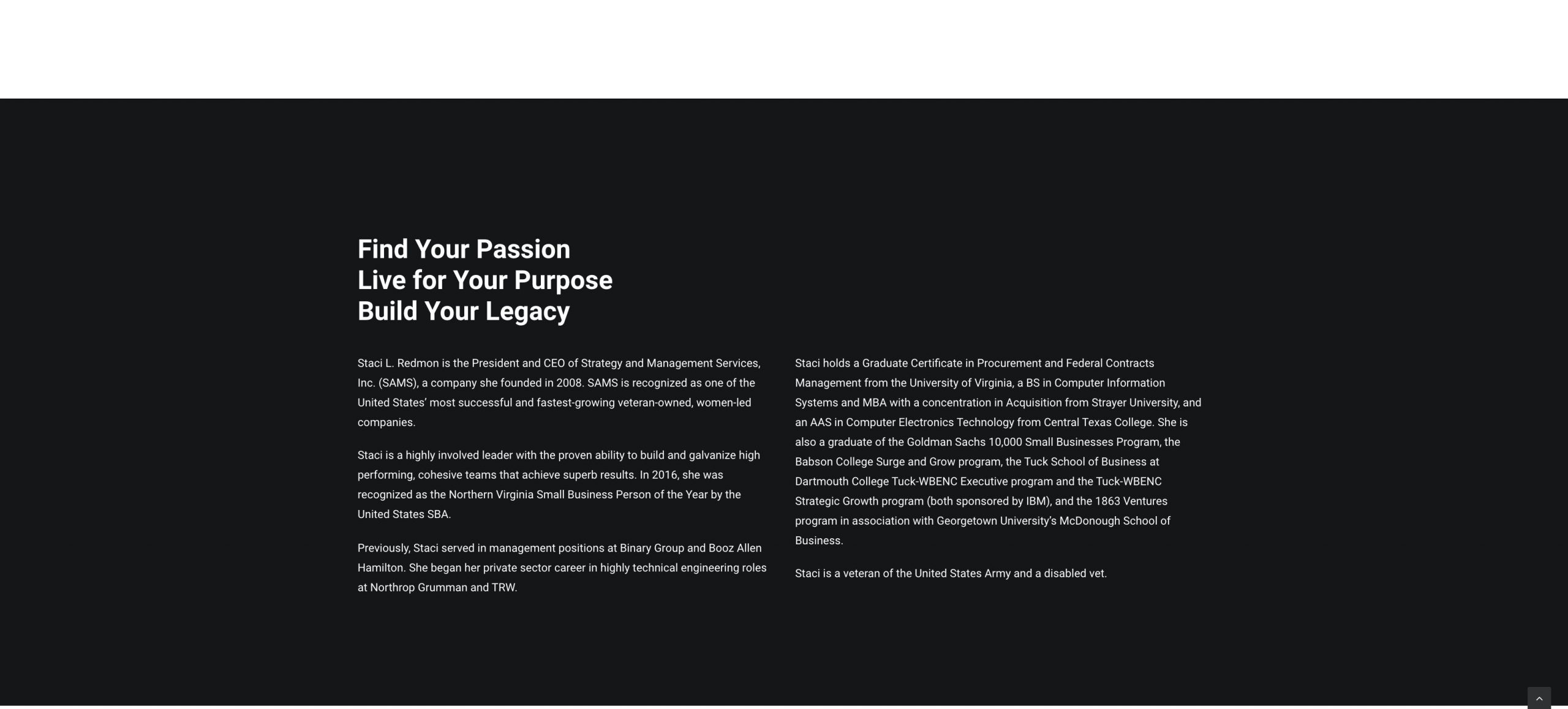 Staci Redmon Personal Branding Portraits