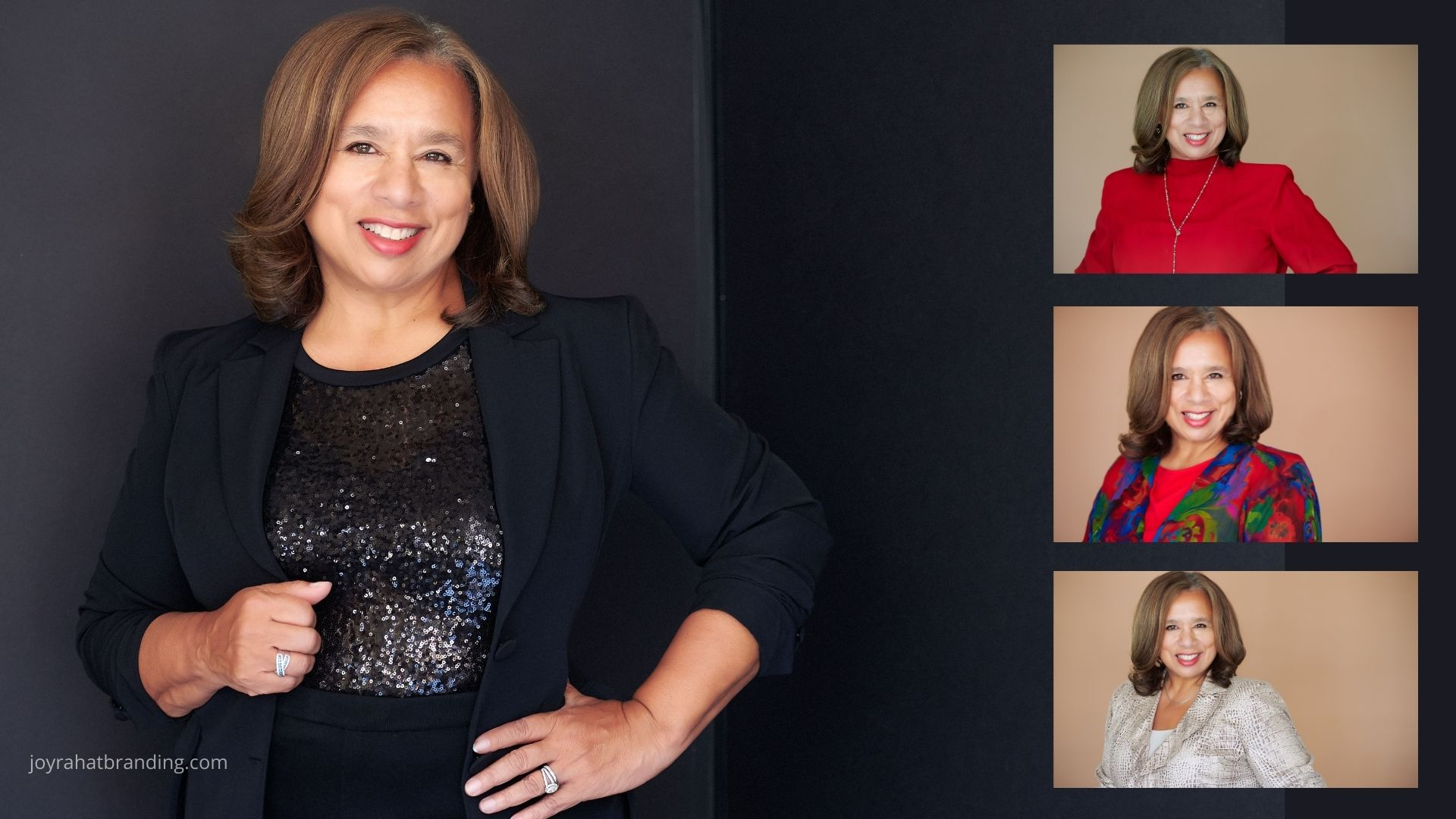business portraits for mature women in DC, MD, VA